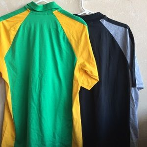 Jerzees Shirts - Vintage 1990 Jerzees men's polos size Large